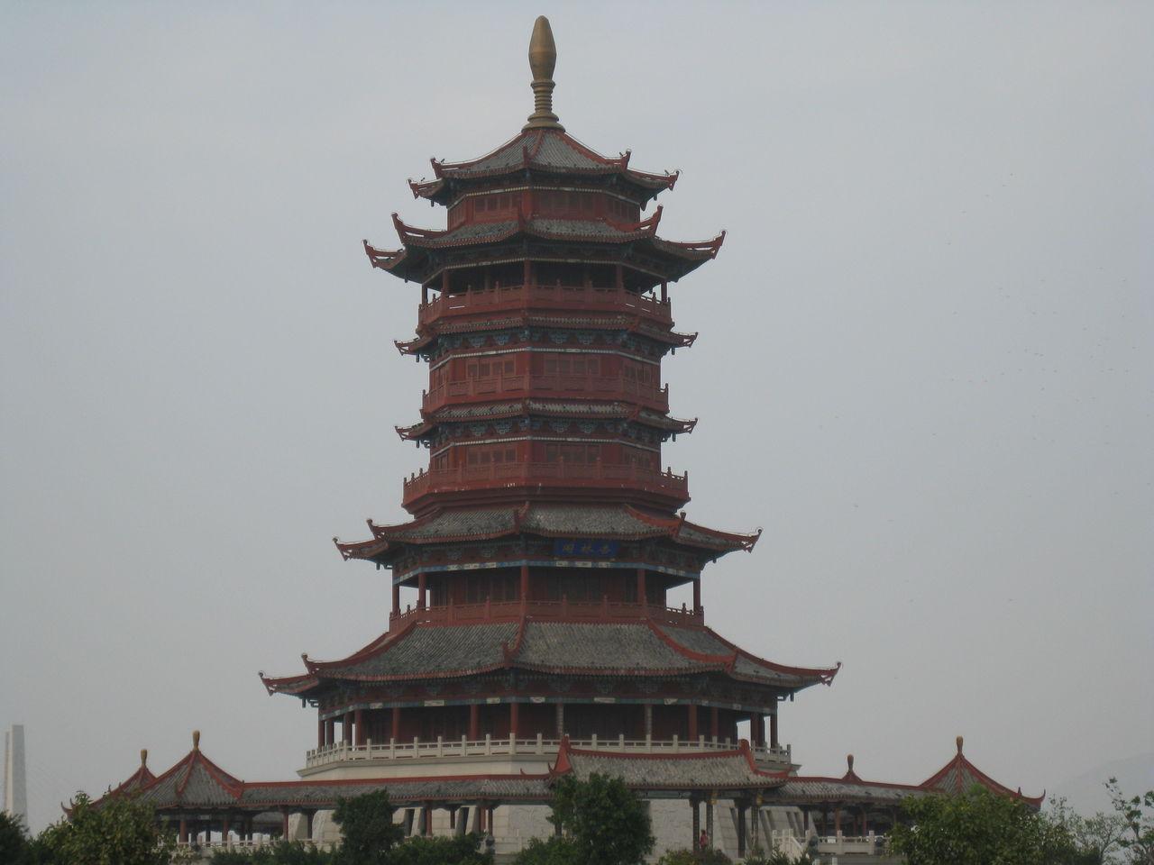 北京园博园景点图片 北京园博园景点 北京园博园经典景点 高清图片